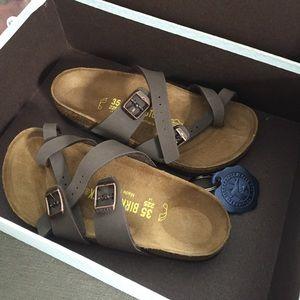 New Womens Birkenstock Mayari Sandal